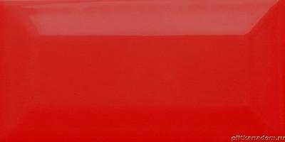 Плитка Atem Sandra Florian Red 7.6x15.2 настенная