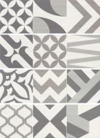 Декор Aurelia Ceramiche Rev. Dec. Flou Decoro Patchwork 20x60