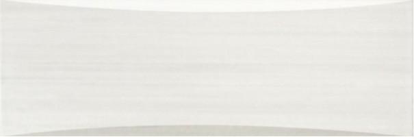 Плитка Aurelia Ceramiche Rev. Flou Bombe White 20x60 настенная
