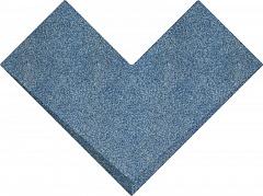 Настенная плитка Boho Elle Blue Raku 20x20 (WOW)