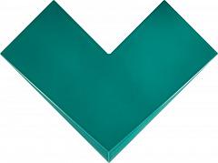 Настенная плитка Boho Elle Emerald 20x20 (WOW)
