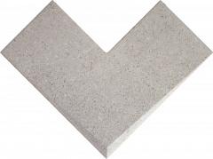 Настенная плитка Boho Elle Greige Stone 20x20 (WOW)