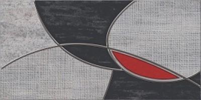 Декор Pandora Grey Charm 31.5х63 Azori