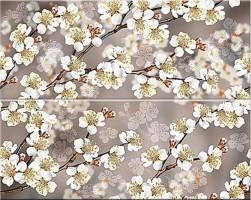 Панно Amati Decor Sakura 40.2х50.5 Azori