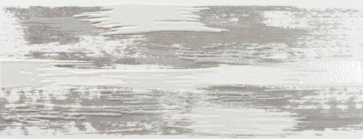 Декор Azulev Clarity Dec. Paint Blanco 25x65