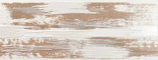 Декор Azulev Clarity Dec. Paint Marfil 25x65