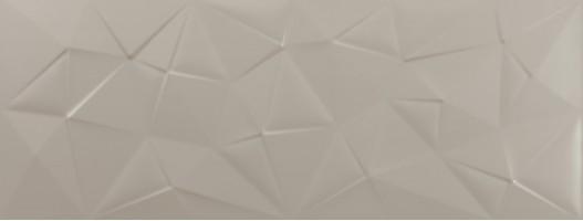 Плитка Azulev Rev. Clarity Kite Taupe Matt Slimrect 25x65 настенная