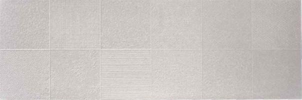 Плитка настенная Basalto Strutturato Grigio Rect. 30x90 Azuvi
