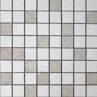 Мозаика Baldocer Ozone Mosaico Mix 2 Bone/Taupe (3) 32x32