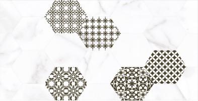 Декор Inserto Marmara Blanco mix 31x61 Bellavista