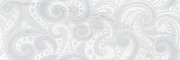 Декор Brennero Venus Dec. Elegance Gold White 25x75