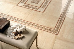 Керамогранит Travertino (Capri Ceramiche)