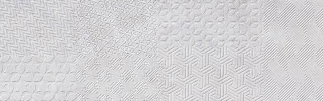 Настенная плитка Materia Textile White 25x80 Cifre Ceramica