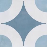 Плитка Cifre Ceramica Rev. Sea Sun Mate Po 20x20 настенная