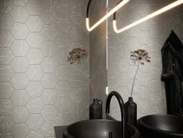 Керамогранит Cosmo Hexagonal (Click Ceramica)