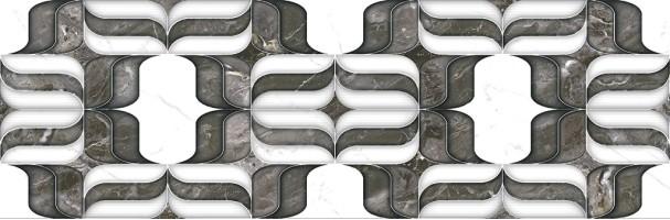 Плитка Click Ceramica Estatuario Dec Damasc 33x100 настенная