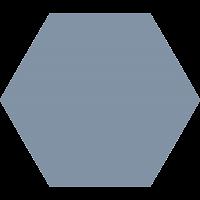 Керамогранит Codicer Basic Hex 25 Ducados 25x22