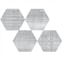 Керамогранит Hex 25 Skyline Grey Mix 22x25 Codicer