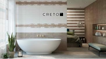 Плитка Creto Ganna Chocolate Line 20x60 настенная CAP45W16200A