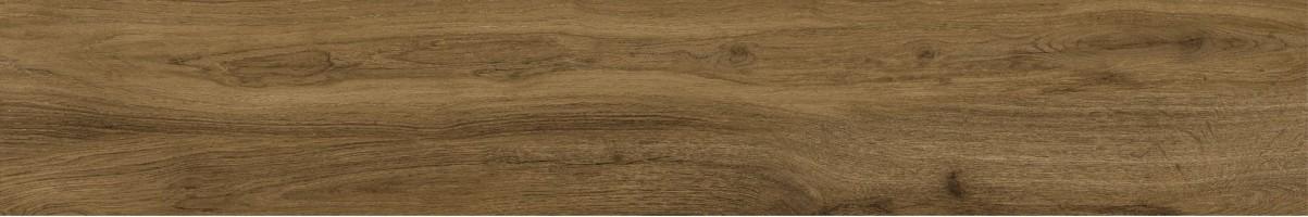 Керамогранит 977120 Kronewald коричневый 19.8x119.8 Creto