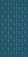 Декор Creto Mono Jasmine Geometry Sky 30x60 04-01-1-18-03-65-2440-0