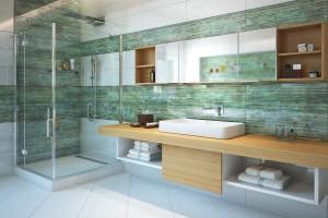 Керамическая плитка Aquarelle (Delacora)