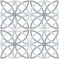 Плитка напольная Chic Bosham White 45x45 (Dualgres)