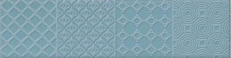 Плитка настенная Decor Dolce Ocean 7.3x30 DualGres