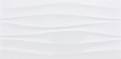 Настенная плитка Waves Modus White 30x60 Dualgres
