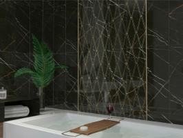 Керамическая плитка Black And Gold (Eletto Ceramica)
