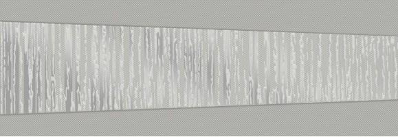 Декор 587472001 Idilio Decor Grey Gradino 24.2х70 Eletto Ceramica