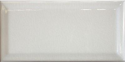 Настенная плитка Craquelle Snow 10x20 (Fabresa)