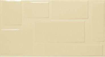 Плитка Fanal Rev. Blocks Camel Relieve 32.5x60 настенная