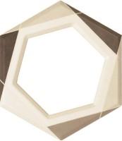Декор Fanal Dec. Lino Frame Crema 24.7x21.5