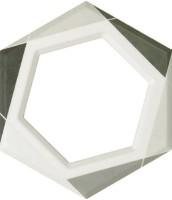 Декор Fanal Dec. Lino Frame Gris 24.7x21.5