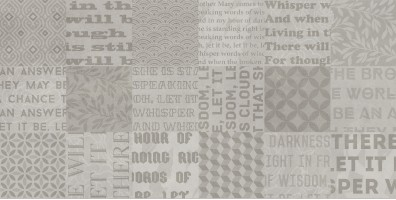 Плитка Golden Tile Abba Patchwork серый 30x60 настенная 652151