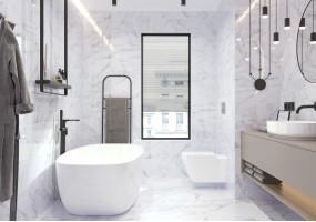 Плитка Marmo Bianco (Golden Tile)