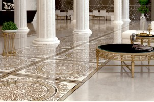 Плитка Meander (Golden Tile)