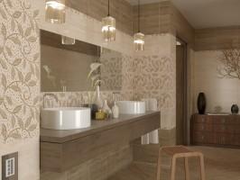Плитка Travertine Mosaic (Golden Tile)