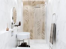 Керамогранит Wood Chevron (Golden Tile)