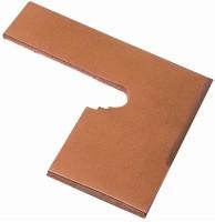 Угловой элемент Zanquin Fiorentino Rodamanto Derecho правый 28.8x27 Gresmanc
