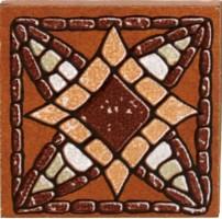 Декоративная вставка Taco Rodamanto Asper E1 5.7x5.7 Gresmanc