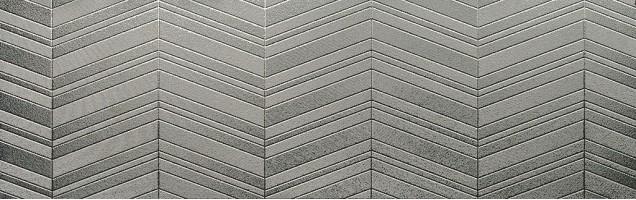 Декор Covelano Dec Premium Metal Acero 31.5x100 Grespania