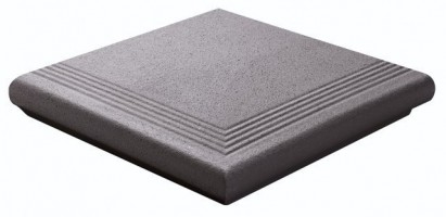 Угловая ступень Esquina Degrau Granit/Step Corner Rubi Granit 11516 34x34x5 Gres Tejo