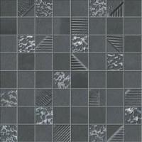 Мозаика Mos Cromat-One Carbon 30x30 Ibero Ceramicas