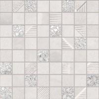 Мозаика Mos Cromat-One White 30x30 Ibero Ceramicas