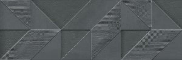 Настенная плитка Cromat-One Delice Carbon 25x75 Ibero Ceramicas