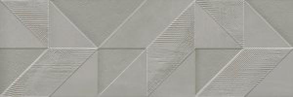 Настенная плитка Cromat-One Delice Grey 25x75 Ibero Ceramicas