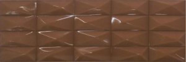 Настенная плитка Perlage Claire Cacao 25x75 Ibero Ceramicas