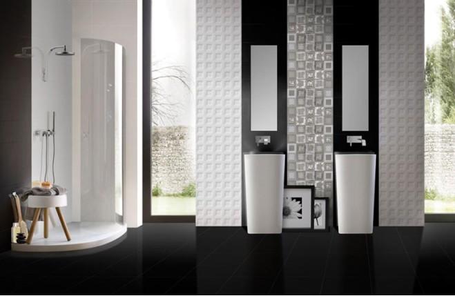 Плитка BLACK&WHITE (Ibero Ceramicas)